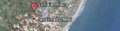 Sofia's place & jardim do mar on google earth