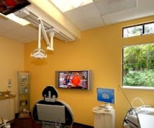 Heated Massage Chair, TV's  --   Exceptional Patient Comfort