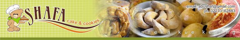 shafa cake & cookies