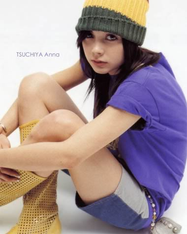 [OT] Anna Tsuchiya *w*