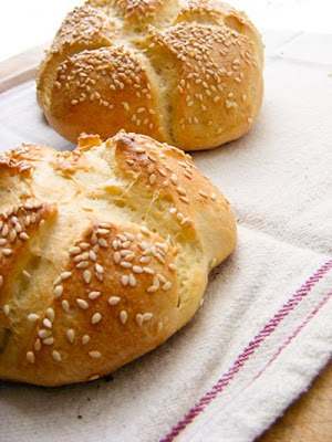 recipe for kaiser buns