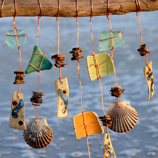 Sun, Surf, and Wind Chimes