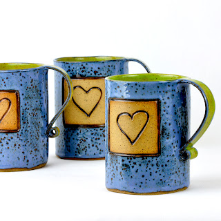 Heart You Lime Popsicle Mugs