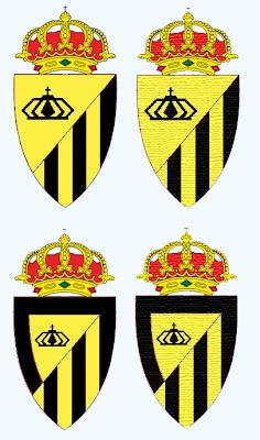 CAF FTBOL Coctelera de escudos II