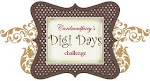 My challenge blog