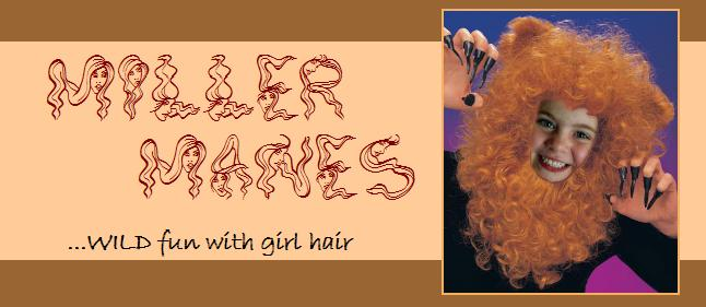 Miller Manes: Wild Fun with Girl Hair