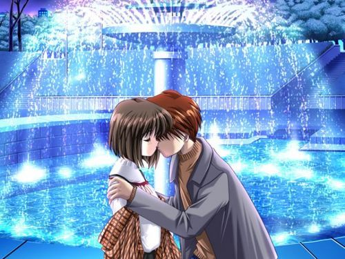 جماع وبوس واحضان بالصور الانمي RomanticAnimeKiss.jp