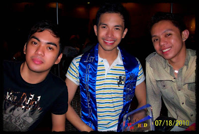 mr. gay world philippines 2010 first runner up, marc ernest biala, harrison harry ruiz, zang caesar balatero, eastwood city