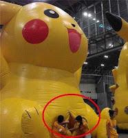 pikachu vagina