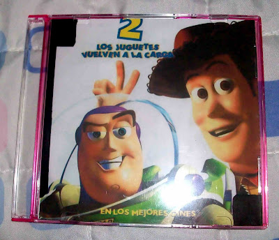 toy story 2 CD