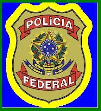 BRASÃO DA POLÍCIA FEDERAL