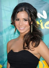 January 2010 Mina Maven, Actress Josie Loren from ABC Family's Make it or Break It