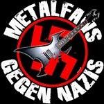 metaleros anti nazis