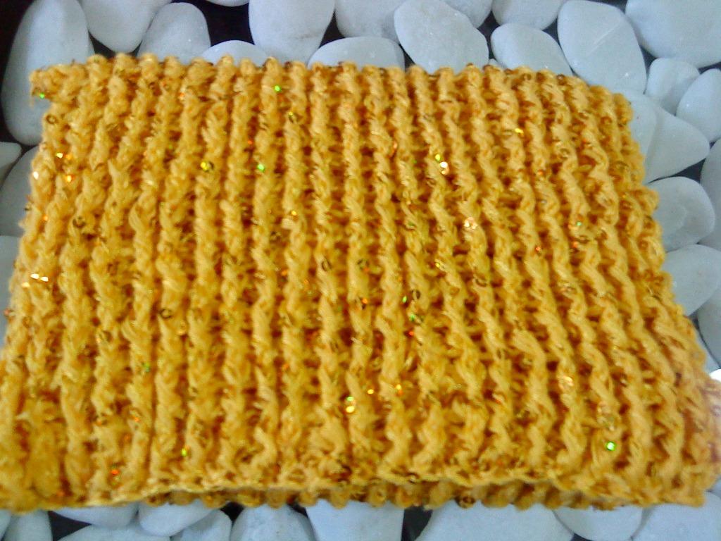 Bolsa De Mão Em Crochet : Bolsas de m?o crochet e tricot