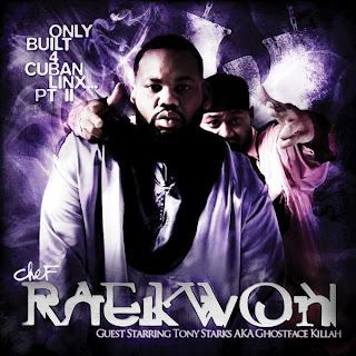 Raekwon-Only Built 4 Cuban Linx 2 Raekwon-OnlyBuilt4CubanLinxIICover