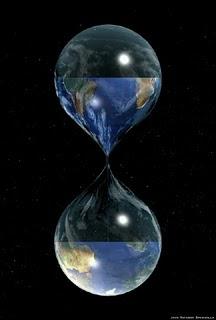 O tempo passa e o Planeta é esquecido