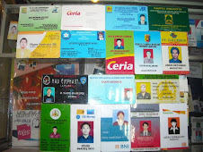 id card ( kode : 001 )