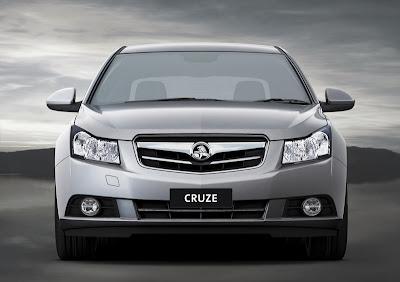 2009 Holden Cruze