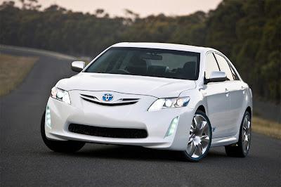 2009 Toyota HC-CV
