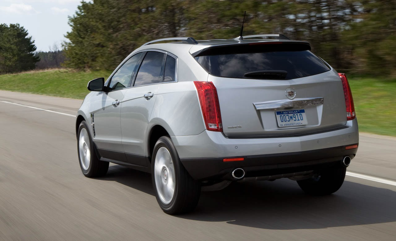 top cars 2010 cadillac srx 3 0 v6 awd. Black Bedroom Furniture Sets. Home Design Ideas