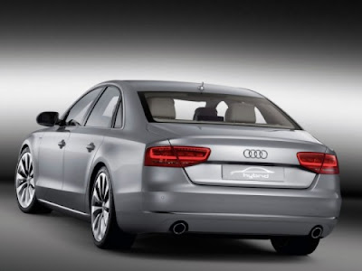 2010-Audi A8 Hybrid