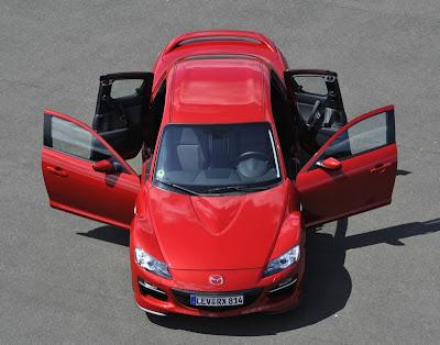 2010 Mazda RX-8 Facelift