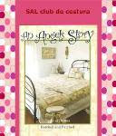 An Angels Story de la diseñadora Anni Downs, Hatched and Patched,