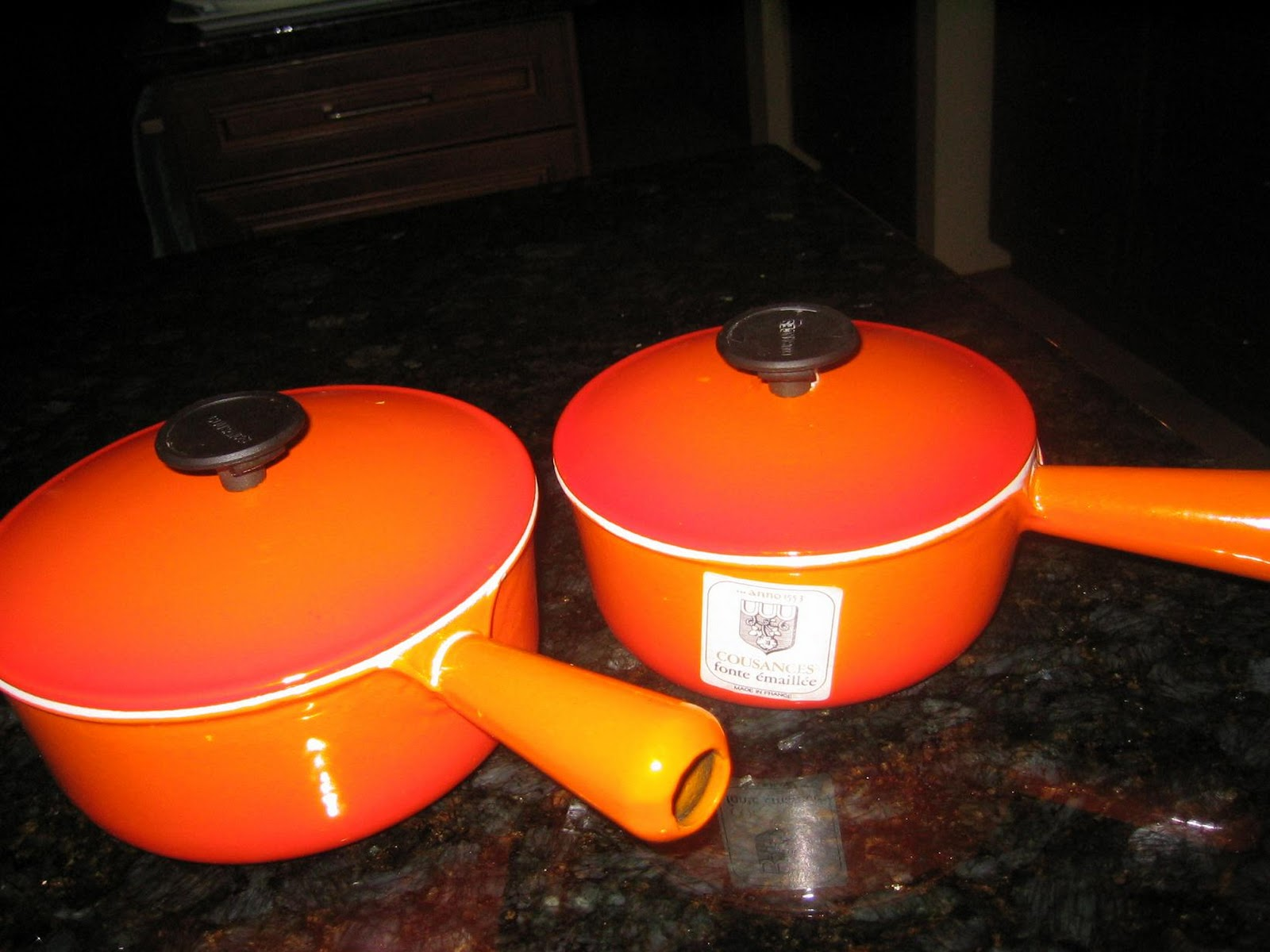 That interfere, Vintage 29 france le creuset