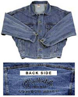 Martin Denim Jacket