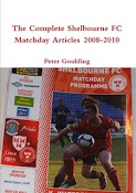 The Shels Matchday Programme articles 2008 - 2010