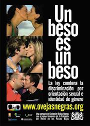 El beso censurado