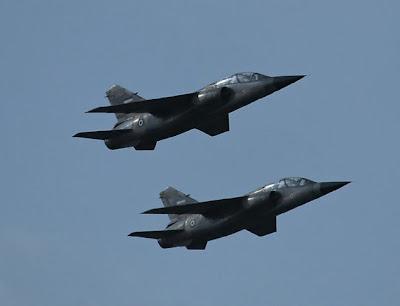 Armée argentine/Fuerzas Armadas de la Republica Argentina Mirage%2BF-1