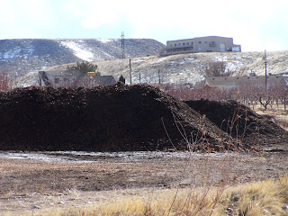 Industrial Waste on Farmland