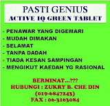 Jualan Active IQ Tablet