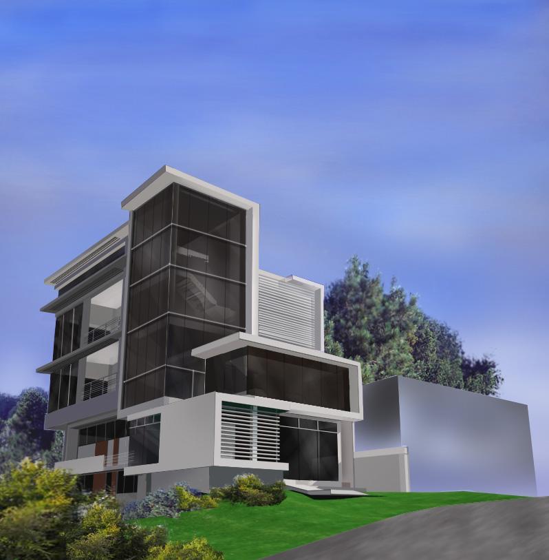 arkitektura: Erazo Inciong Roncesvalles Architects Portfolio: Pre ...