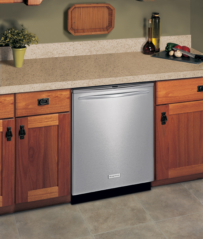 new stainless steel dishwasher stainless steel kitchen