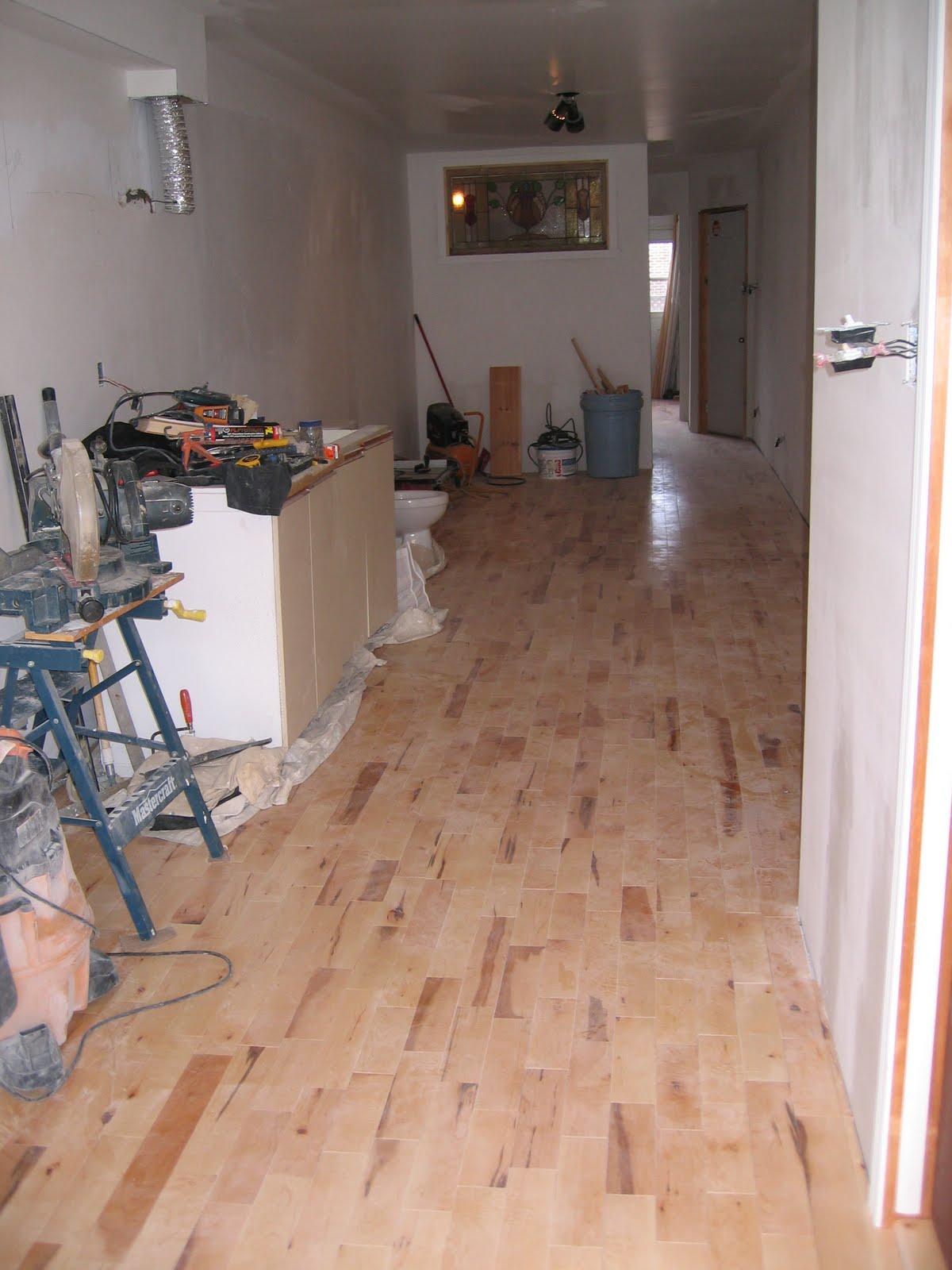 Renovation appartement montreal dernier bout droit et for Chambre qui donne sur le salon