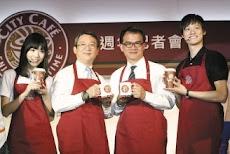 爭平價咖啡王 統一超vs.85度C
