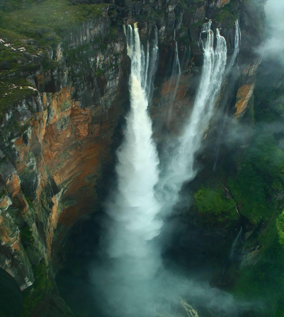Amazing Pictures: Ashok's Blog: Amazing Waterfalls