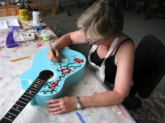 Cruisin Goods Blog Lory Lockwood Paints For The Expendables