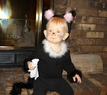 My Sweet Granddaughter .............Halloween Last year!!!!