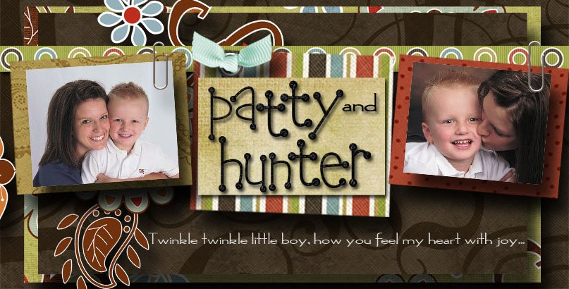 Patty and Hunter