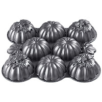 mini pumpkins cake pan