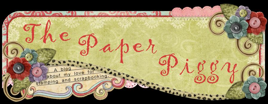 The Paper Piggy