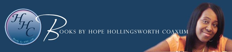 Hope Hollinsworth Coaxum Author Blog