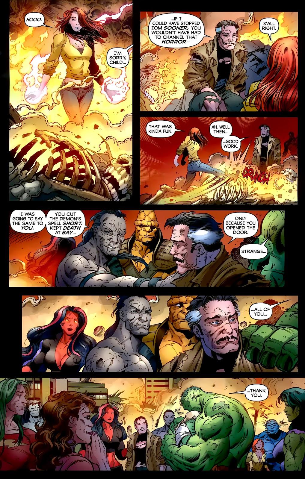 Incredible Hulks (2010) Issue #620 #10 - English 21