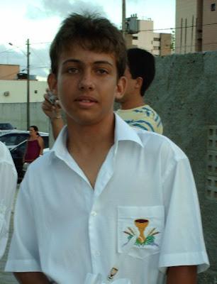 MATHEUS VIEIRA BATISTA FERNANDES, 14 ANOS