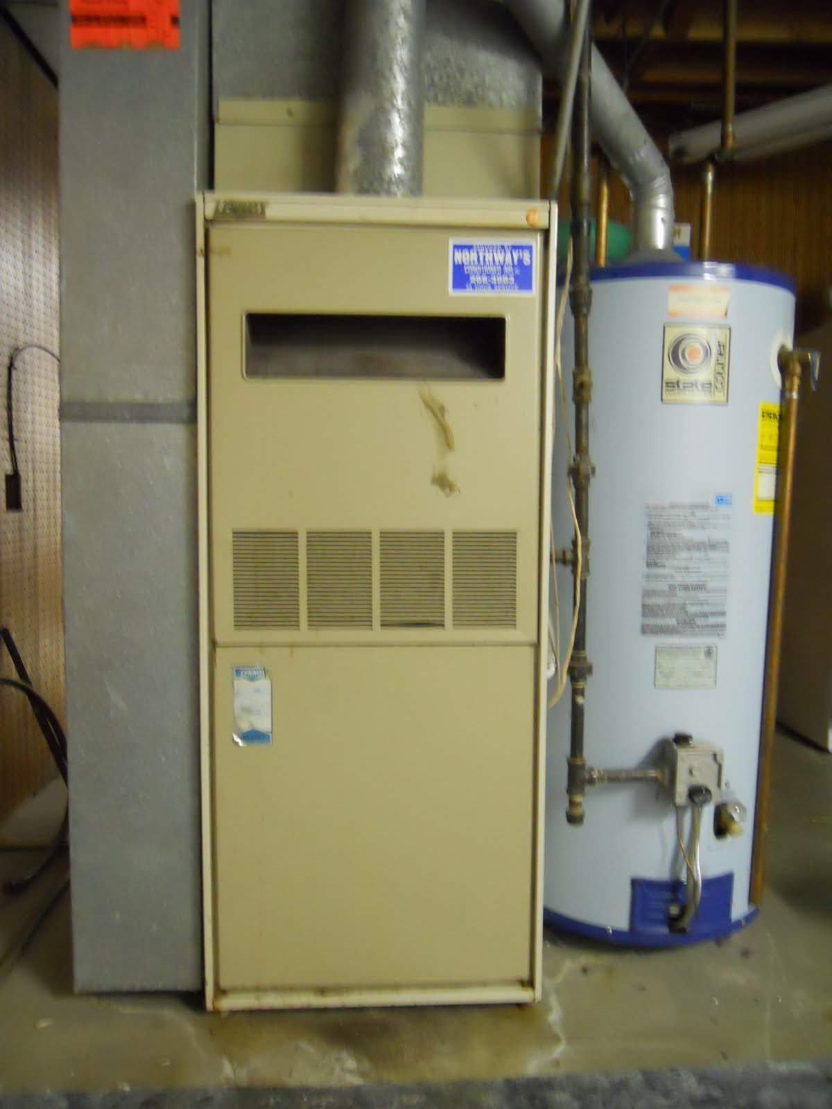 #2F386D Day's View: July 2010 Highly Rated 1559 Can Central Air Be Installed In An Old House wallpapers with 1200x1600 px on helpvideos.info - Air Conditioners, Air Coolers and more