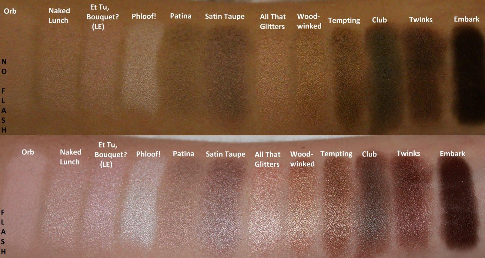 Images of Mac Neutral Eyeshadow - Lotki