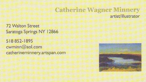 Catherine Wagner Minnery Artist/Illustrator